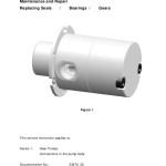 thumbnail of Service Instruction Series 1 Gear Pumps Connections in the pump body