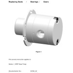 thumbnail of Service Instruction Series 1 Gear Pumps DRIP