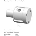 thumbnail of Service Instruction Series 1 Turbine Pumps type 30 impeller