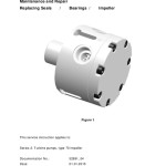 thumbnail of Service Instruction Series 2 Turbine Pumps type 70 impeller