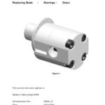 thumbnail of Service Instruction Series 2 Gear Pumps K300